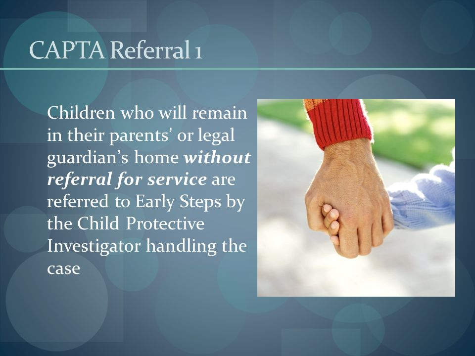 CAPTA Referral 1