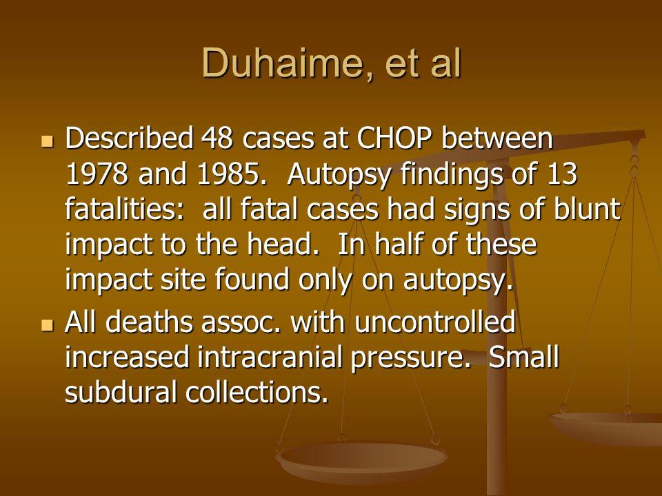 Duhaime, et al