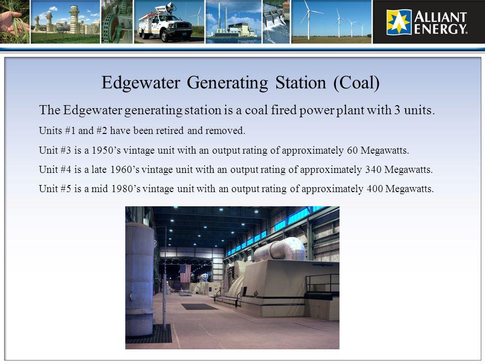 Edgewater Generating Station (Coal)