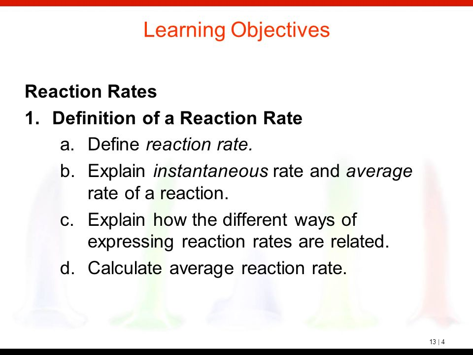 how to determine rate order of reaction