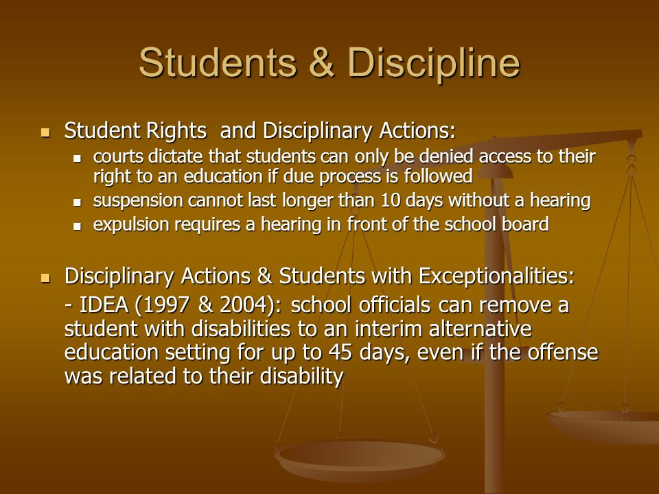 The Role of Teachers in Disciplinary Outcomes of Black Students