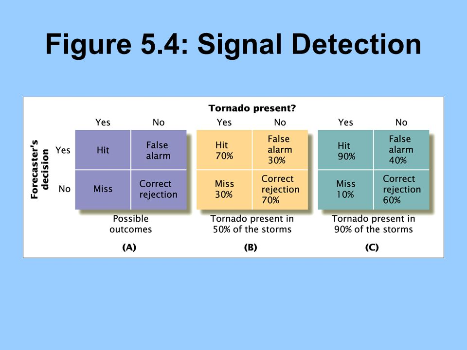Figure 5.4: Signal Detection