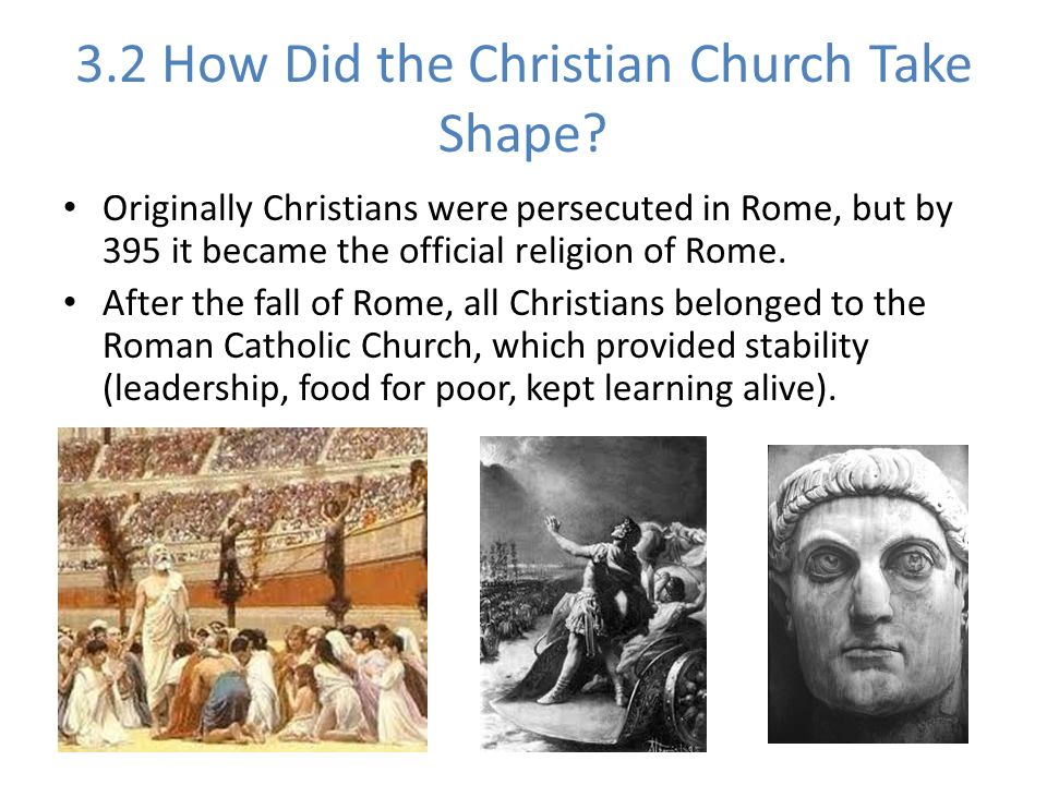 the role of christianity in europe The concept of withdrawal from society is essential to the christian tradition of   in western europe, some monks and nuns settled far from cities and towns,  a  statue of the virgin and child from late thirteenth-century spain had this function .