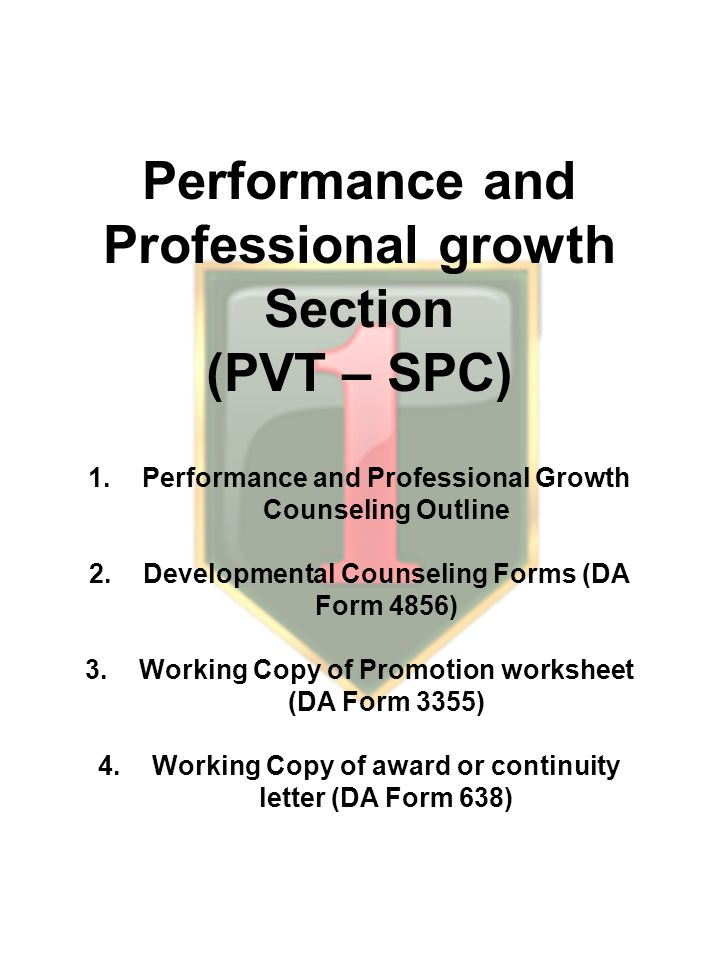 DHHB Operations Company ppt download – Hrc Promotion Point Worksheet