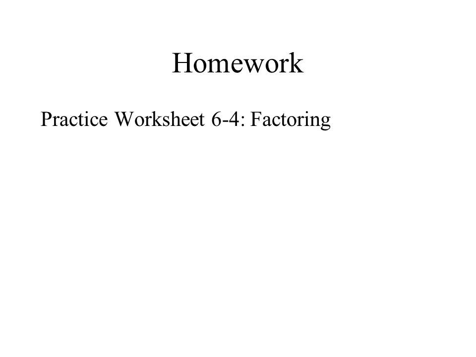 Factoring Polynomials By Grouping Worksheet Delibertad – Gcf Worksheets