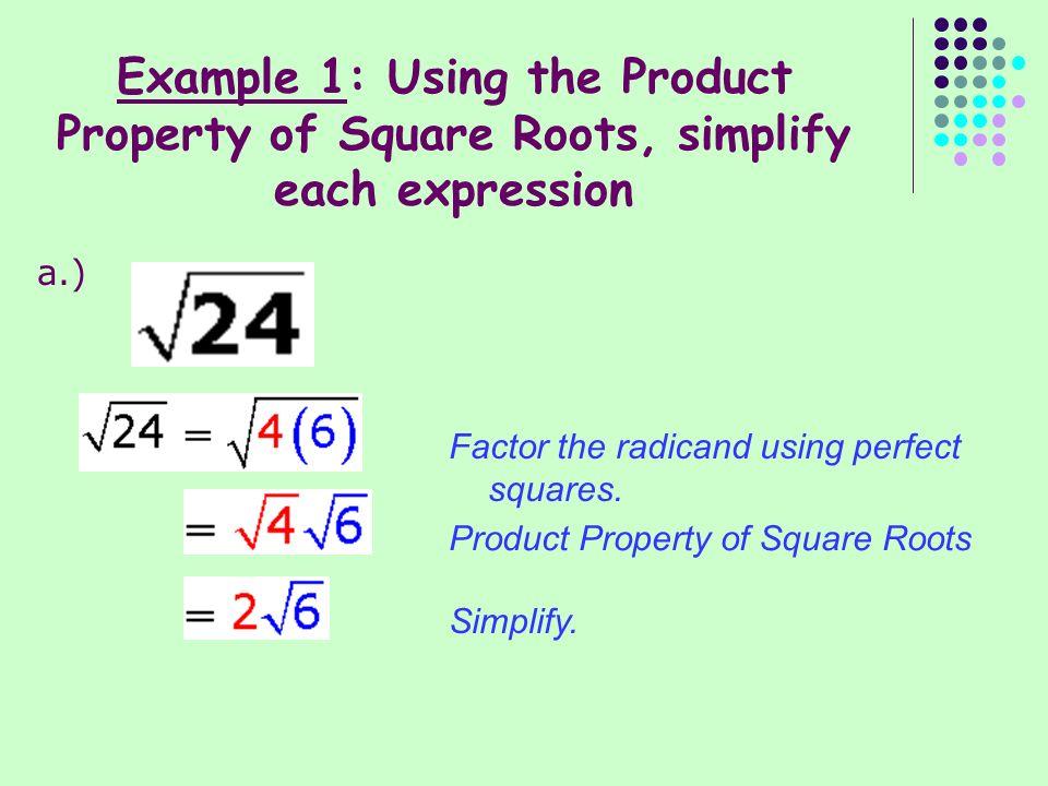 Simplifying Radicals Worksheet Square Root Of 24 Stay At Hand. Simplifying Radicals Worksheet Square Root Of 24 Kidz Activities. Worksheet. Simplifying Radicals Activity Worksheet At Clickcart.co