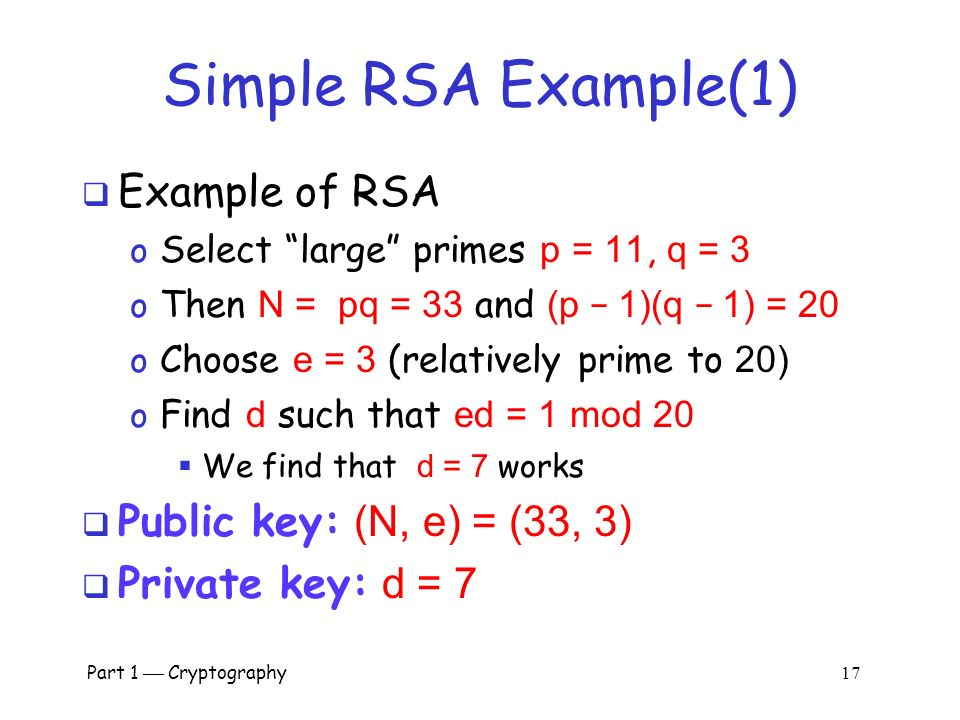 how to get rsa private key