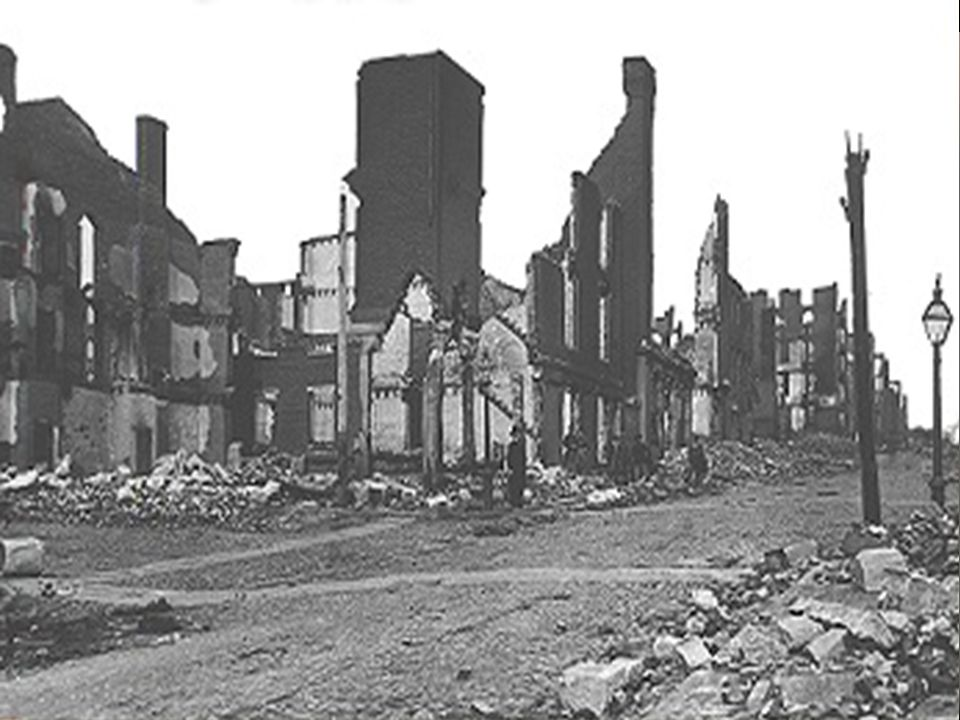 South after war 1