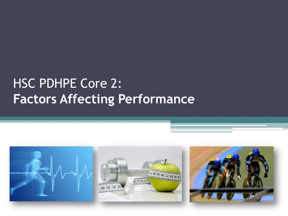 pdh factors affecting performance