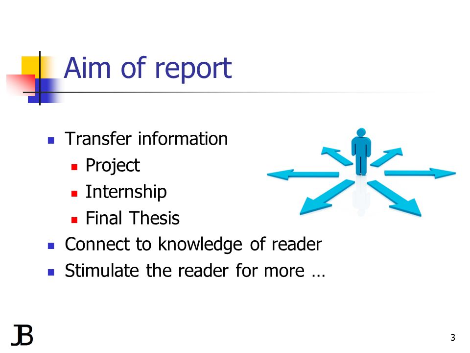 final thesis report