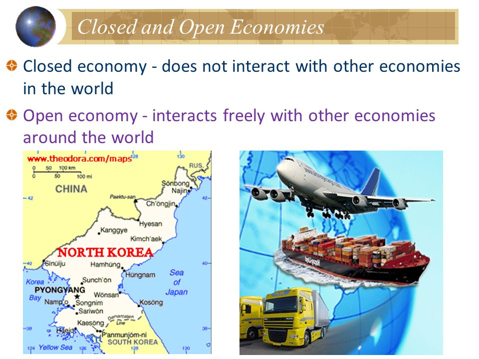 Closed and Open Economies