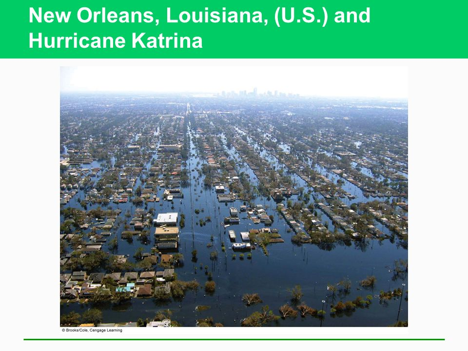 New Orleans, Louisiana, (U.S.) and Hurricane Katrina