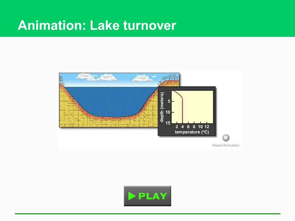 Animation: Lake turnover
