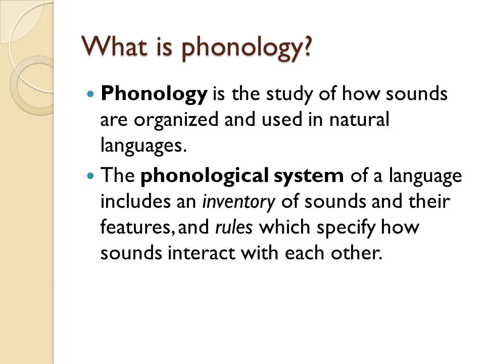 significance function phonological rules language Study flashcards on phonological rules ii at cramcom quickly memorize the terms especially when learning a new language (we apply the rules of native one.
