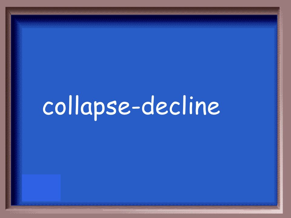 collapse-decline