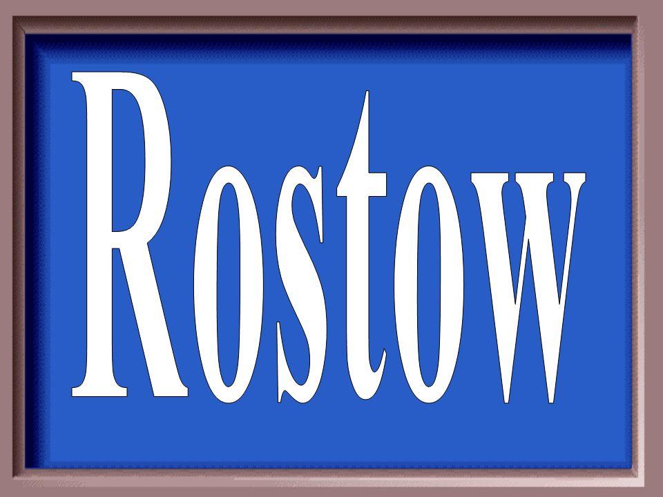 Rostow