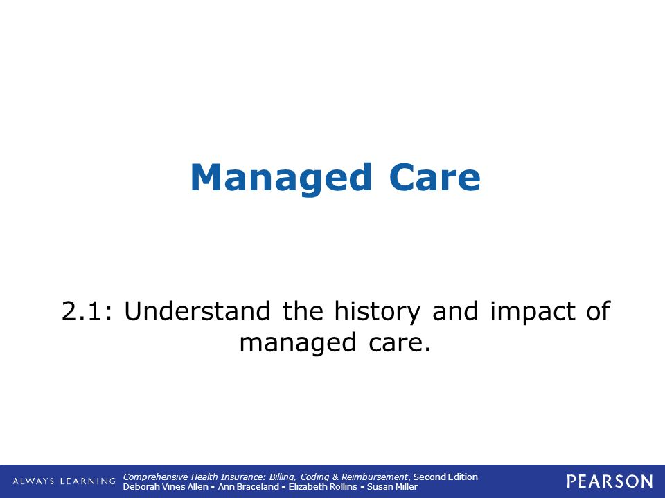 effects of managed care on a It is more difficult to estimate the spillover effects of managed care enrollment on other patients served within the same health-care system, but a number of studies have examined the effect of managed care penetration on area-level utilization.