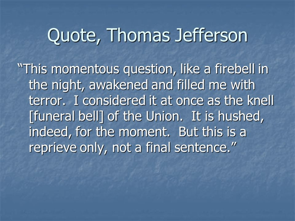 Quote, Thomas Jefferson