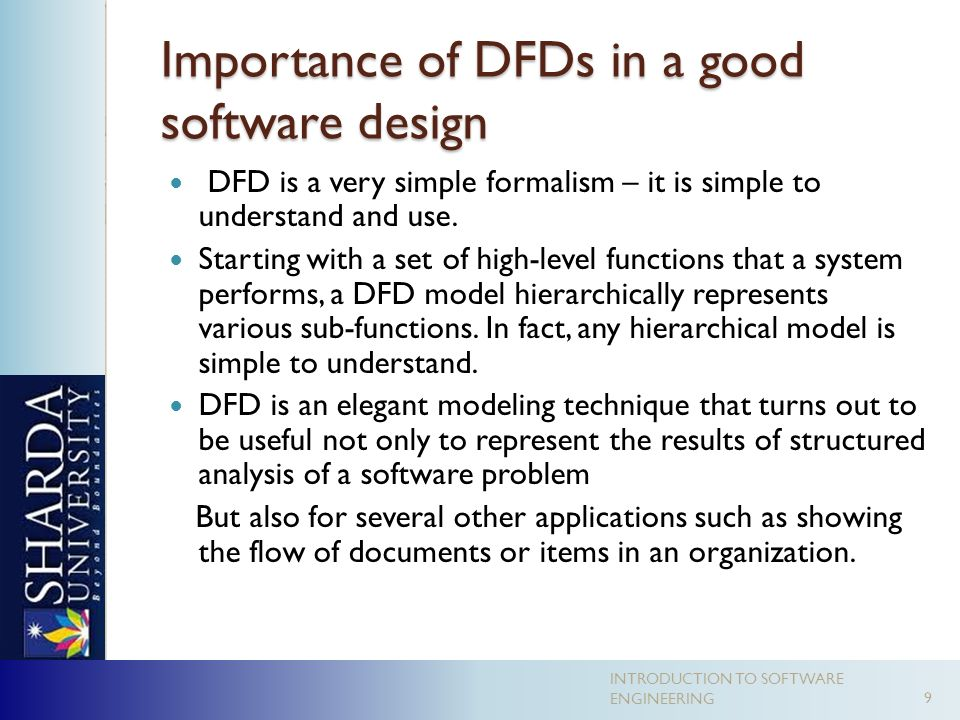 importance of dfds in a good software design - Software To Draw Dfd