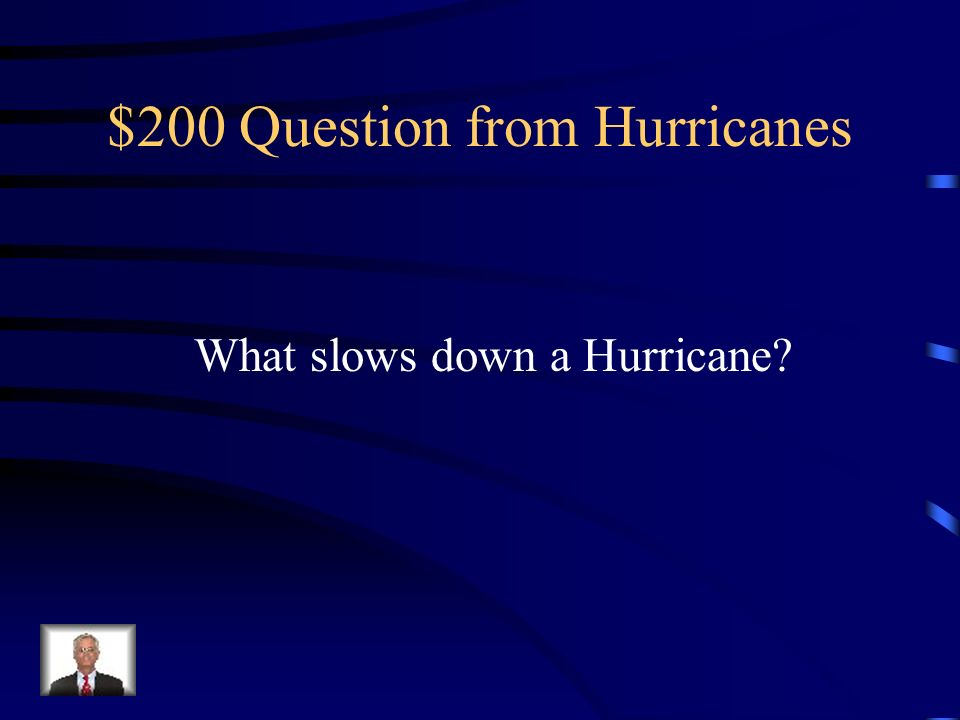 $200 Question from Hurricanes
