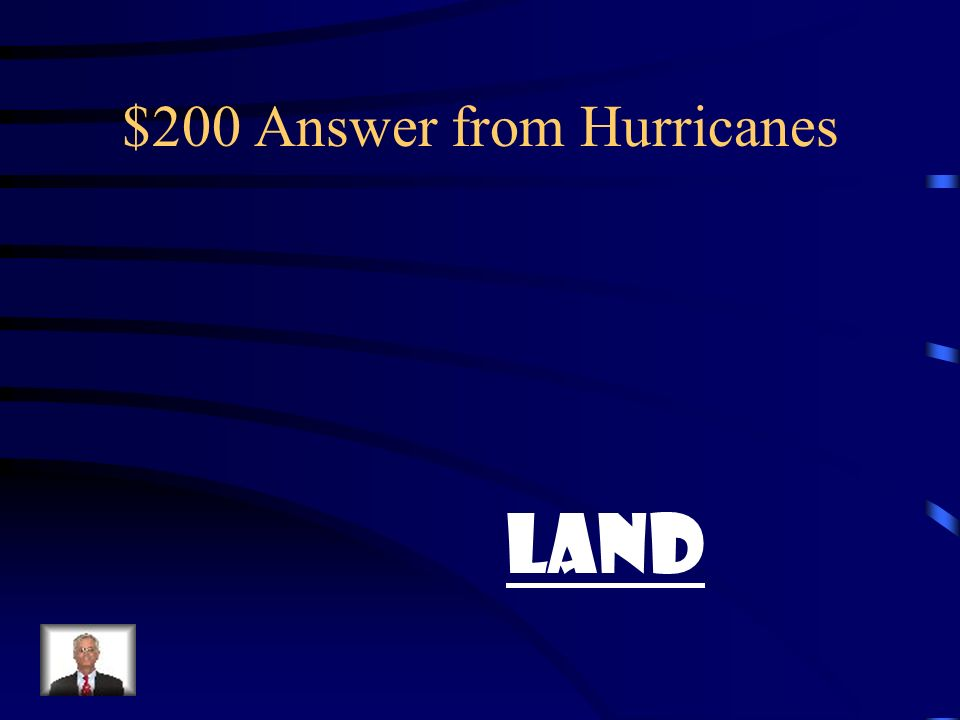 $200 Answer from Hurricanes