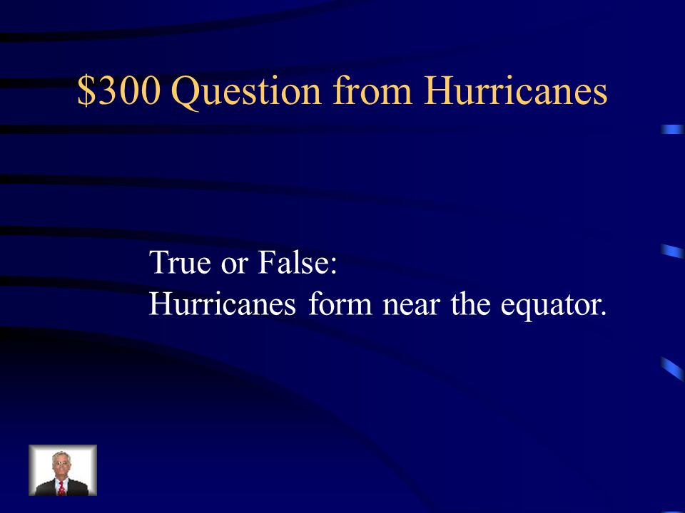 $300 Question from Hurricanes