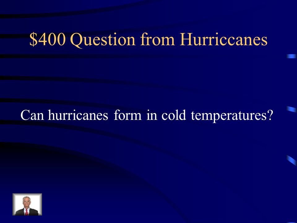 $400 Question from Hurriccanes