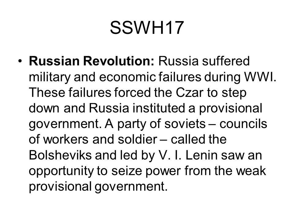 SSWH17