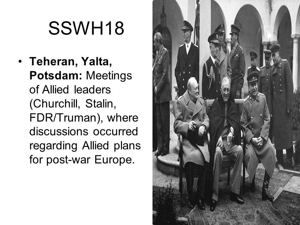 SSWH18