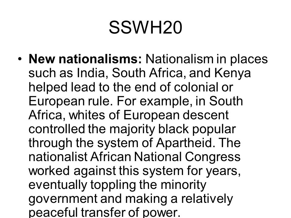 SSWH20