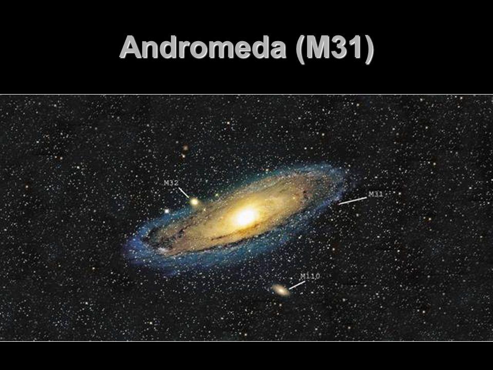 Andromeda (M31) FIGURE 16-2 Andromeda (M32)