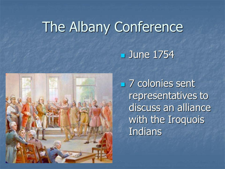 The Albany Conference June 1754