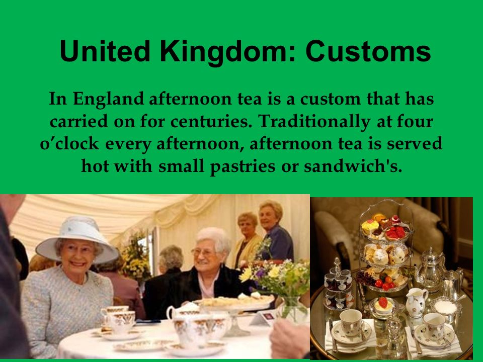 United Kingdom: Customs