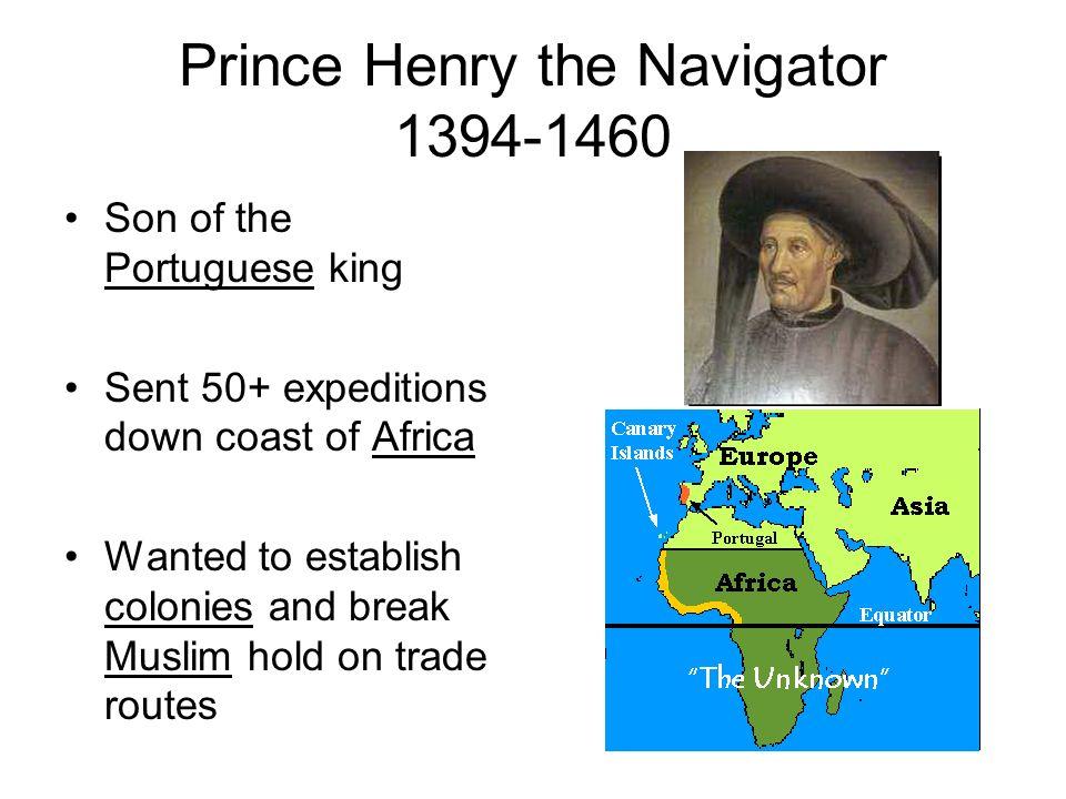 Prince Henry the Navigator 1394-1460