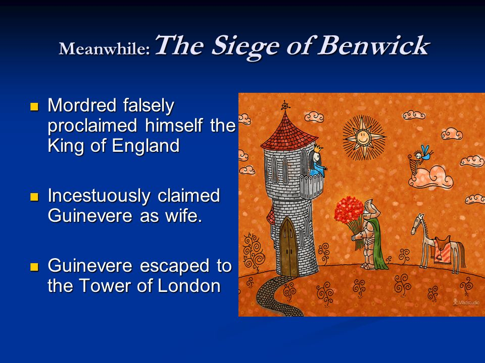 Meanwhile:The Siege of Benwick