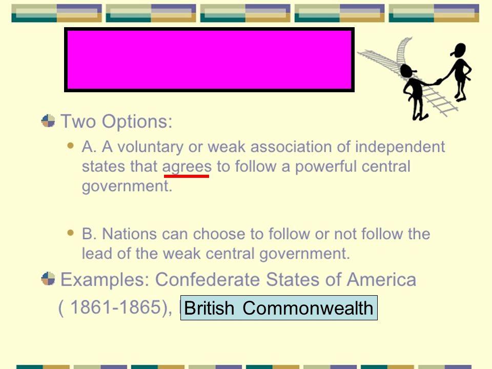 British Commonwealth