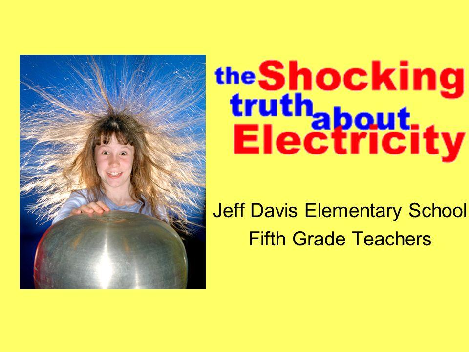 Jeff Davis Elementary School Fifth Grade Teachers