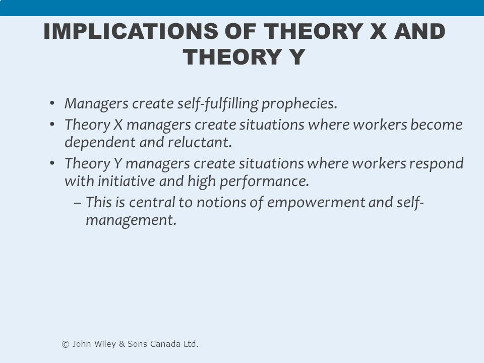 self management theory Self management is a set of strategies such as self-reward, self-punishment and self-monitoring that a person uses to influence and improve his or her own behavior through identifying personal objectives and priorities and monitoring one's own behavior and its consequences (yukl, 2006).