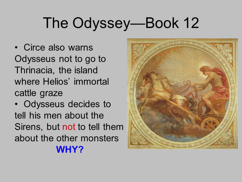 odysseus in the land of circe The legendary story of odysseus the warriors chanced upon a strange land odysseus and a handful of his men went ashore to search the land circe.