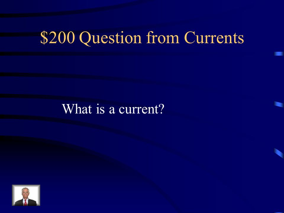 $200 Question from Currents