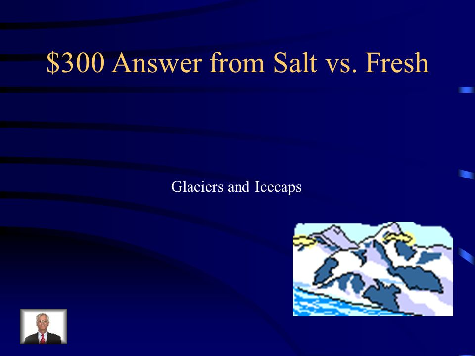 $300 Answer from Salt vs. Fresh