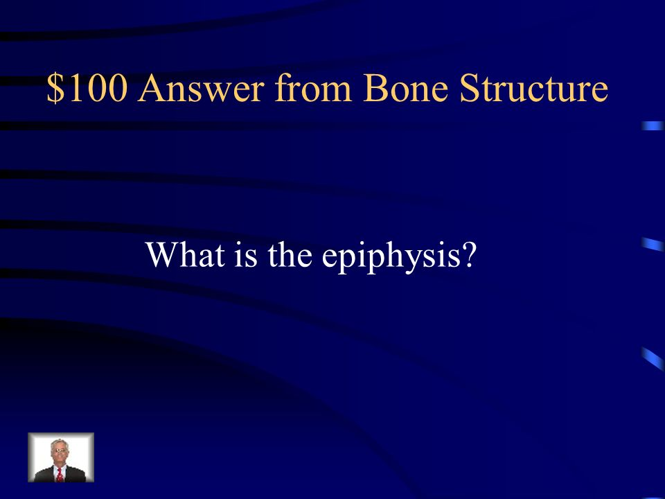 $100 Answer from Bone Structure