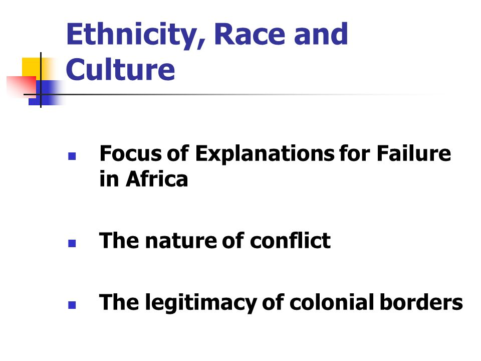 examine racial and ethnic strife in To gain knowledge, various perspectives and insight in respect to the history of ethnic conflict to develop a general framework and tools for thinking about and evaluating ethnic conflict as it appears in many different places and situations.