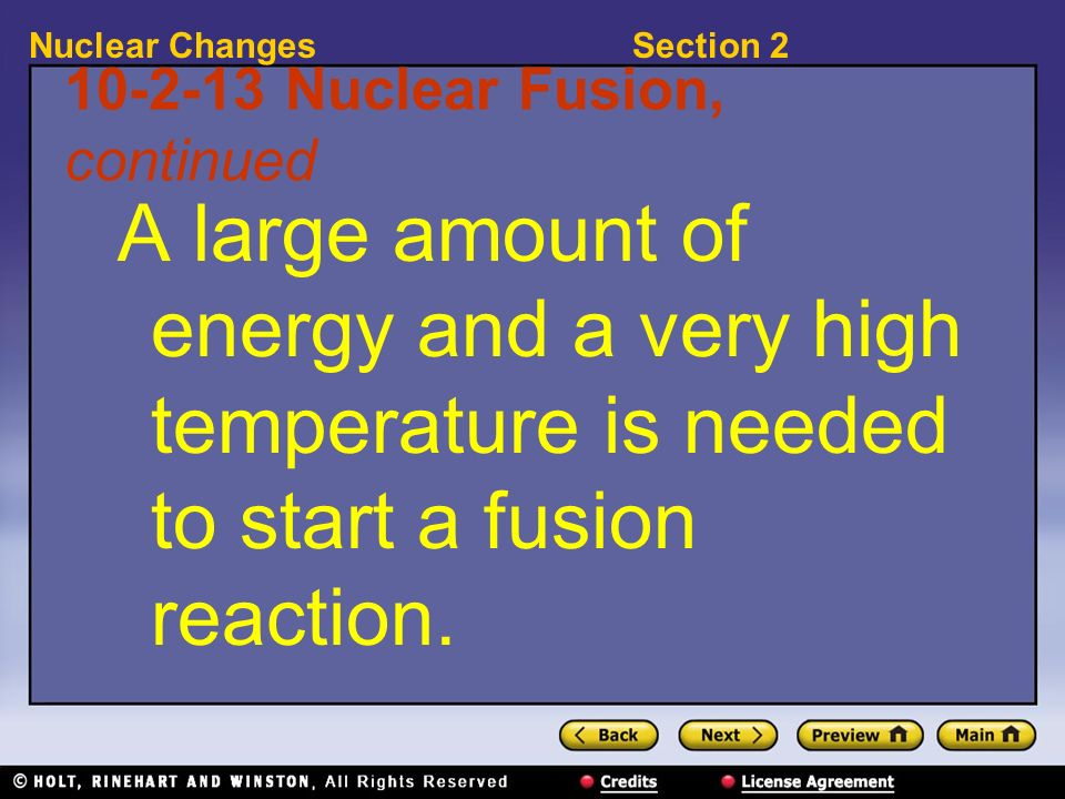 10-2-13 Nuclear Fusion, continued
