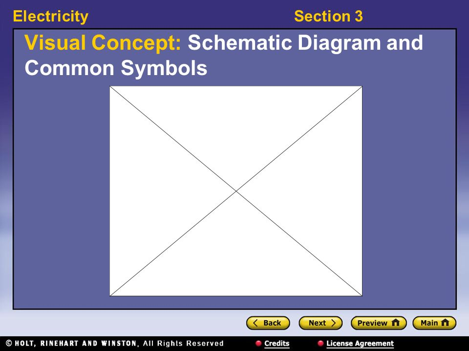 Visual Concept: Schematic Diagram and Common Symbols