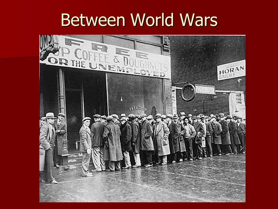Between World Wars