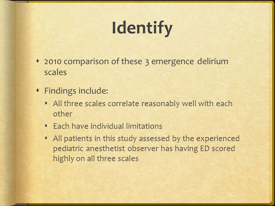 Study high internal validity