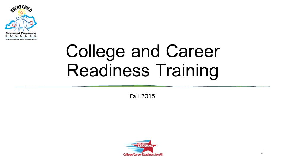 college readiness system Preparing for your future begins long before graduation college and career readiness begins in elementary and middle school where students can develop awareness, readiness and support to lead a strong academic foundation.