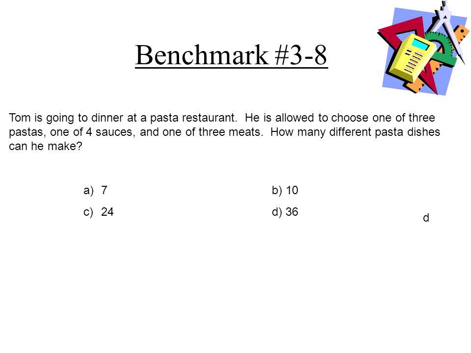 Benchmark #3-8