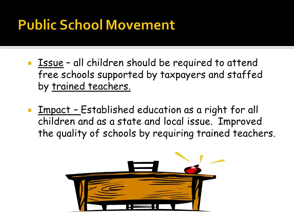 Public School Movement